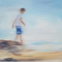 Shannon  Dickie  - Hapuna Beach 1