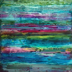 Shawn Skeir - Weaving Landscape (square 2) 2