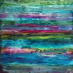 Shawn Skeir - Weaving Landscape (square 2) 2