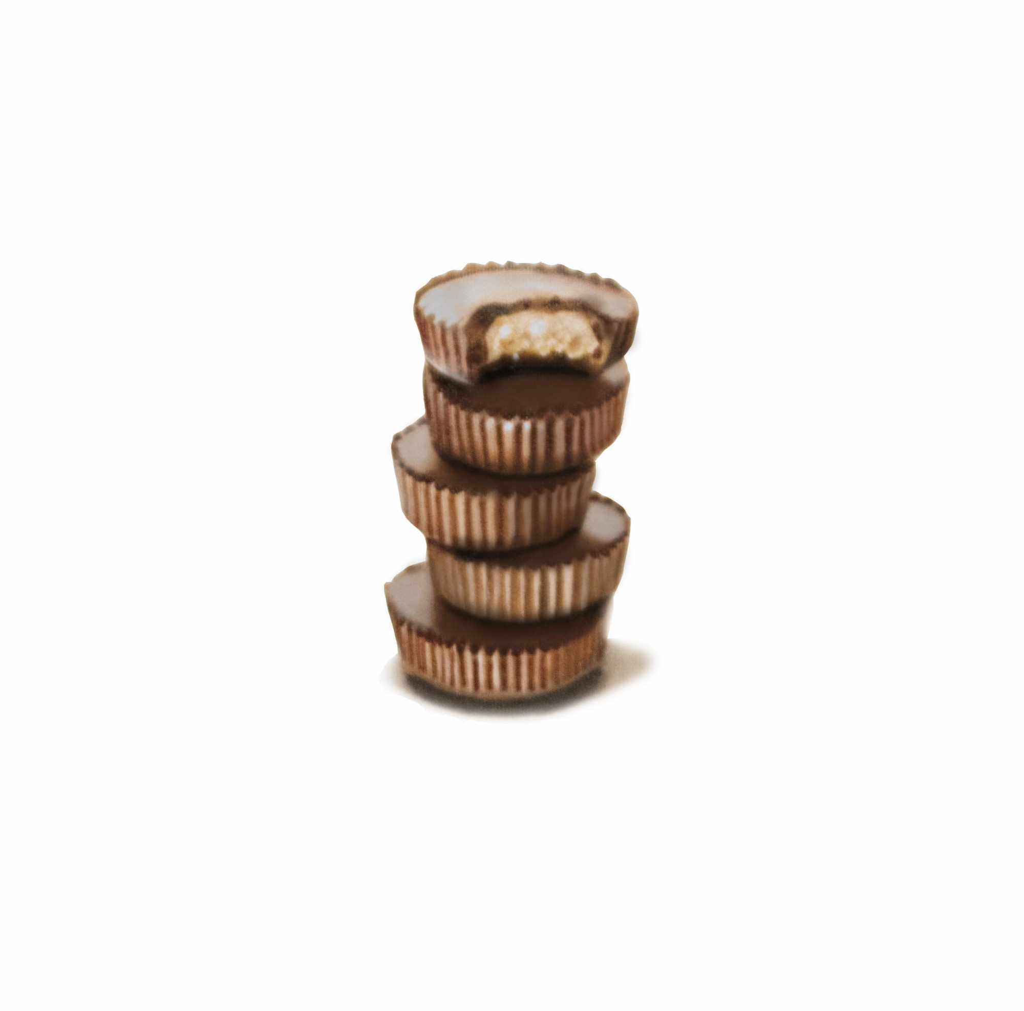 Tasting Room - Peanut Butter Cup Stack  by Erin Rothstein