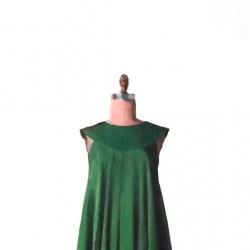 EM Vincent - Green Dress
