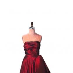 EM Vincent - Red Dress