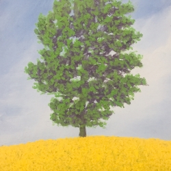 Richard Herman - Small Tree Nov 2