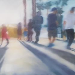 Shannon  Dickie  - Santa Monica Pier