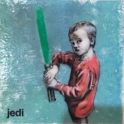 Kelly Grace - Jedi