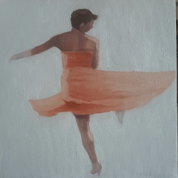 Greg Nordoff - Dancing in Orange
