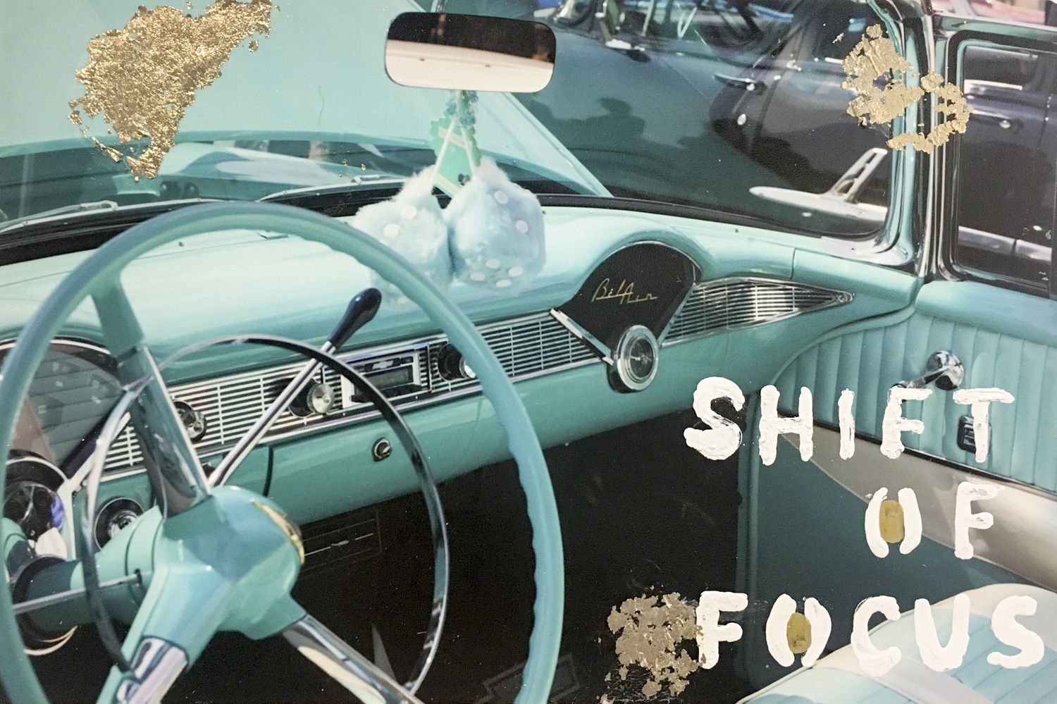 Shift of Focus  by Talia Shipman