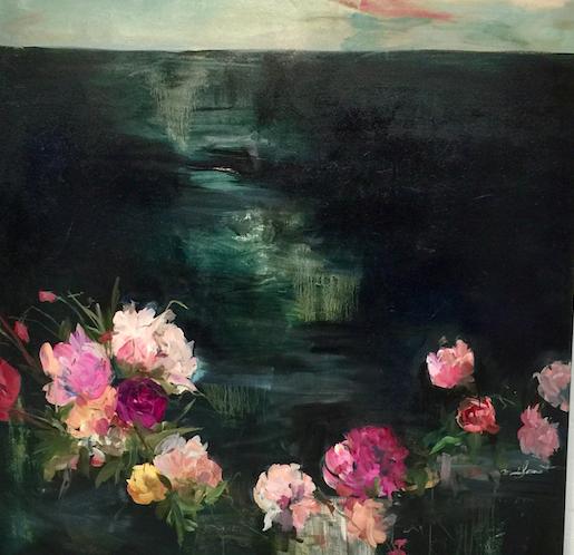 Garden  by Madeleine Lamont