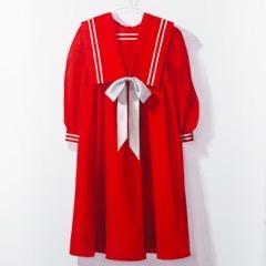 Dorion Scott - Untitled - Red Dress