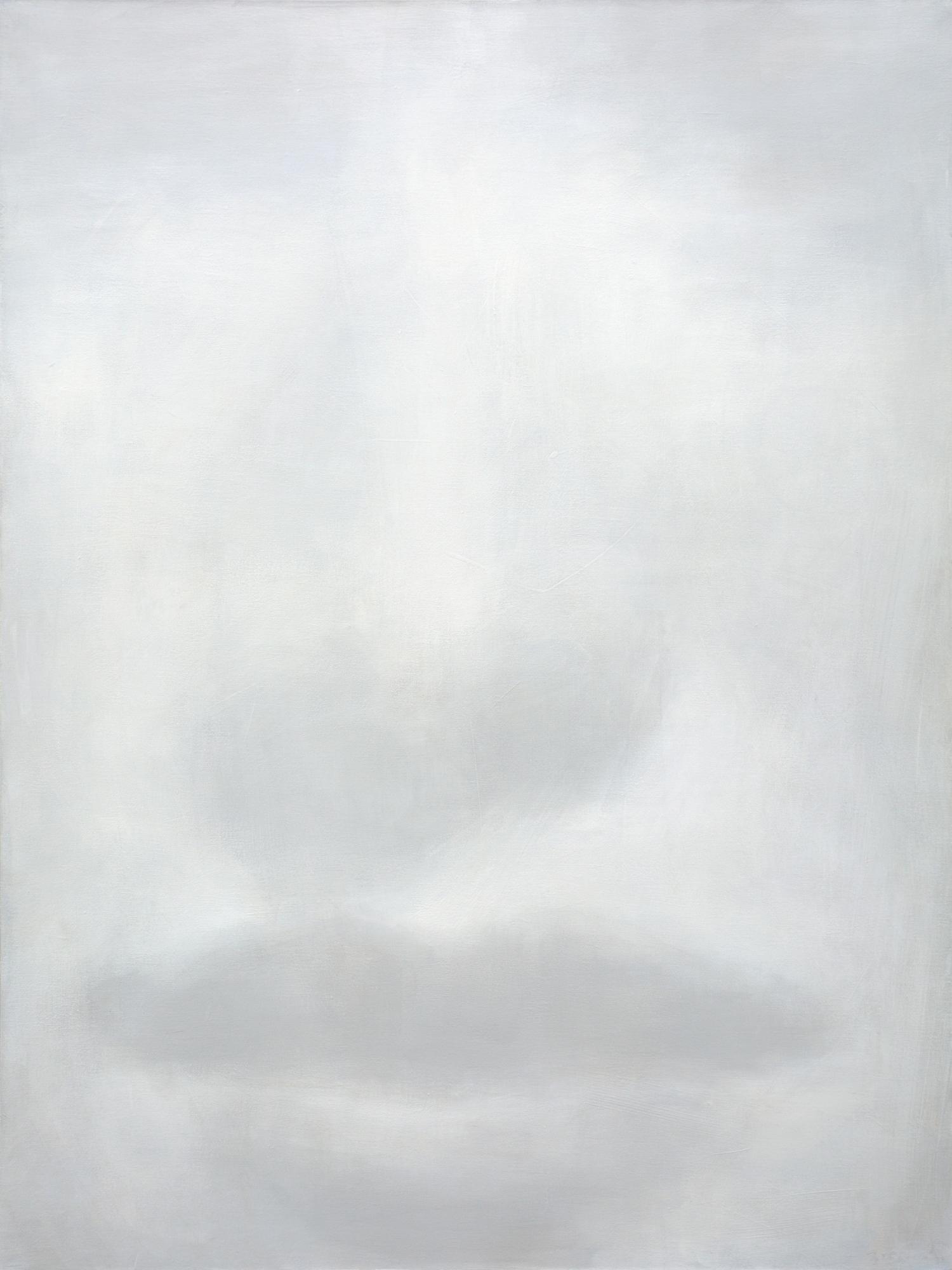 Blue Moon I by Tadeusz Biernot