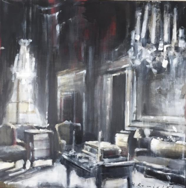 French Chateau 1  by Hanna Ruminski