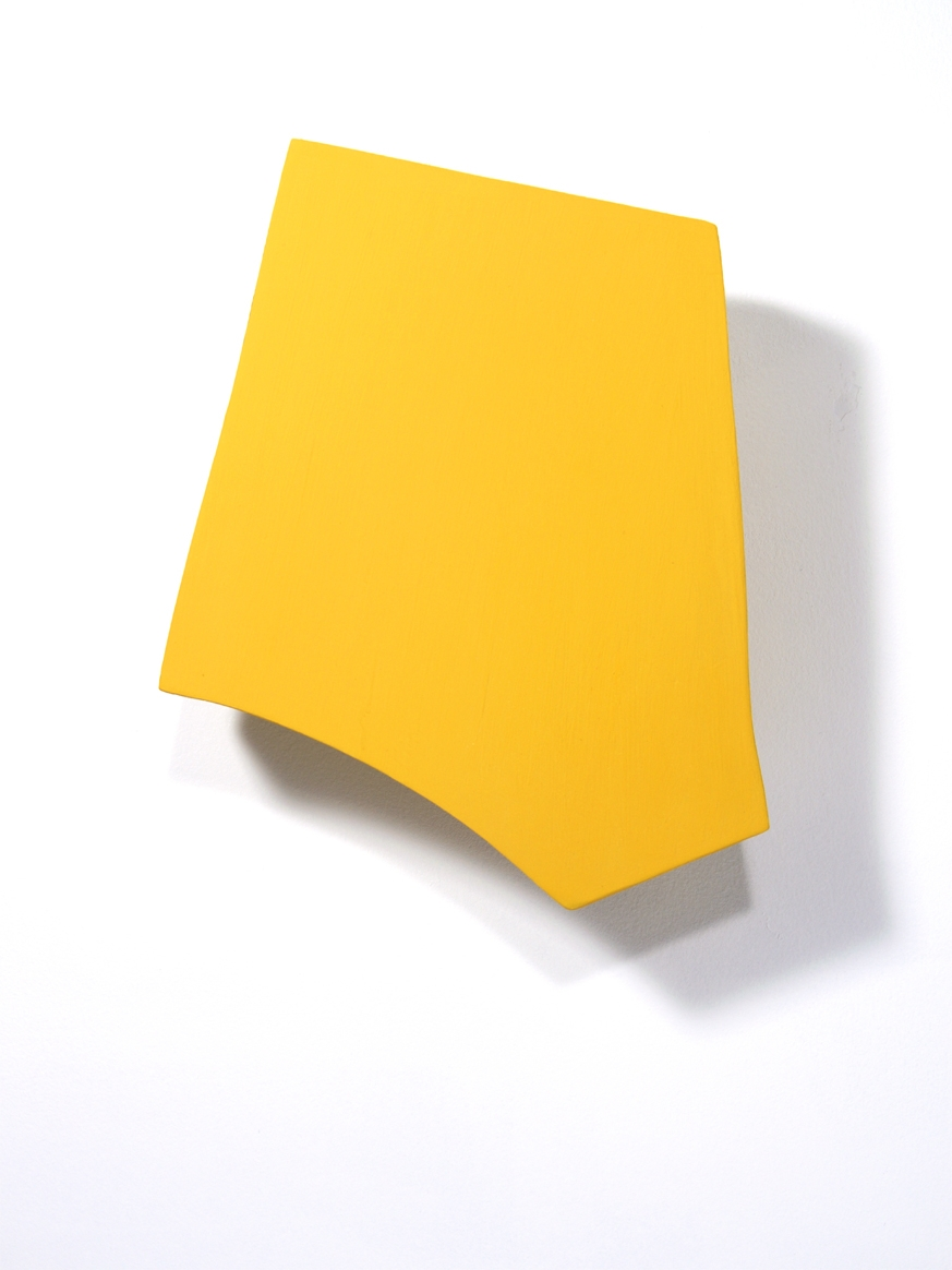 Yellow Form  by Erin  Vincent