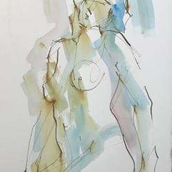 Mel Delija - Nude Twist 2