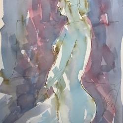 Mel Delija - Nude Profile