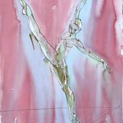 Mel Delija - Dancer Variation III