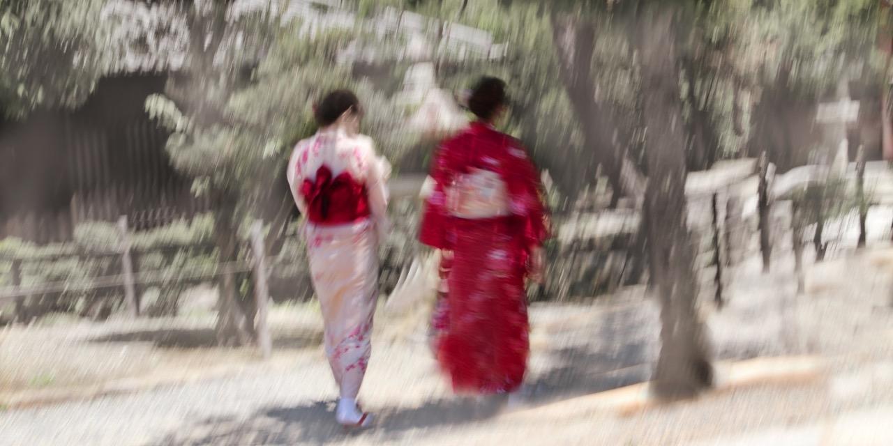 Kiyomizu-dera 12 by Robert Berlin