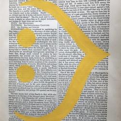 Michela Sorrentino - Flu Fly yellow 355