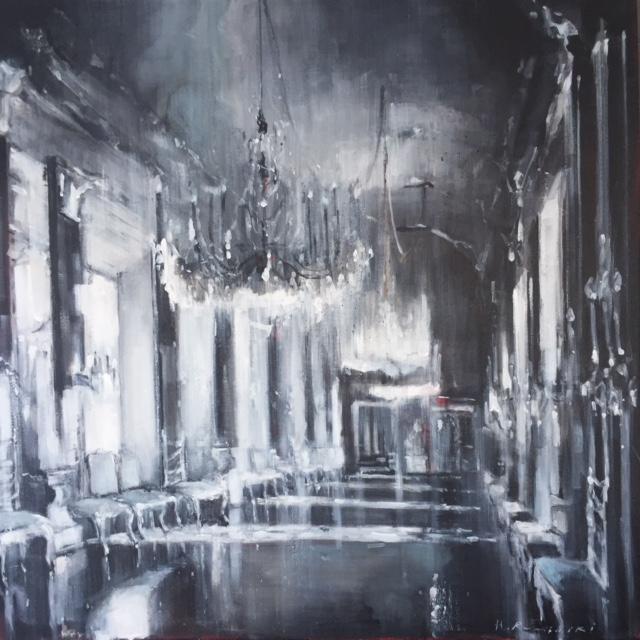 Palazzo Reale by Hanna Ruminski