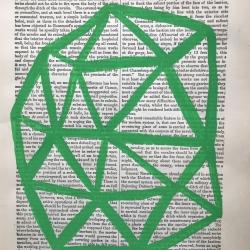 Michela Sorrentino - Fortification green 463
