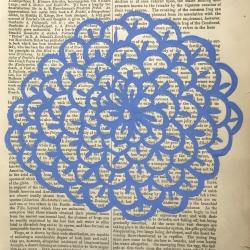 Michela Sorrentino - Fro Fro Blue 795