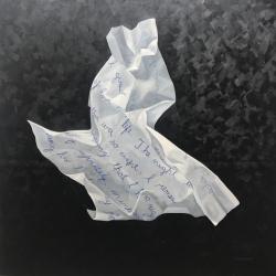 Lindsay Chambers - Love notes 24- no regrets