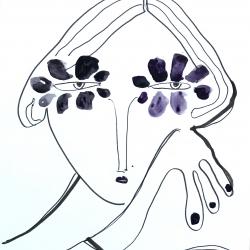 Annie  Naranian  - Untitled #2