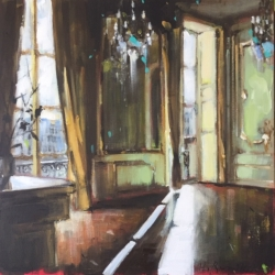 Hanna Ruminski - Parisian Apartment I