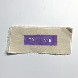 Moira Ness - Too Late