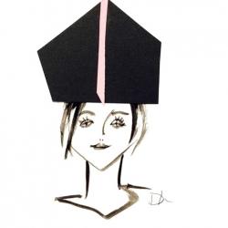 Diane Lingenfelter - Top Hat