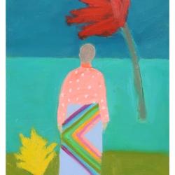 Julie Davidson Smith - Rainbow Dress