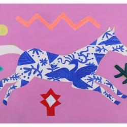 Julie Davidson Smith - Dreaming of Horses