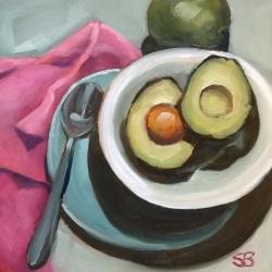Sonja  Brown  - Avocados 2