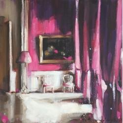 Hanna Ruminski - Parisian Apartment in Pink