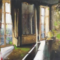 Hanna Ruminski - Parisian Apartment in Neutrals