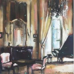 Hanna Ruminski - Parisian Apartment in Palette Naturelle