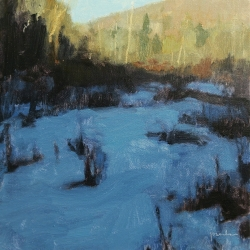 Maria  Josenhans - Winter Shadow