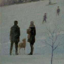 Greg Nordoff - Winter's Leisure IV