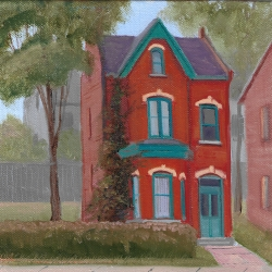 Michael Harris - Red Brick