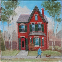 Michael Harris - Old Cabbagetown