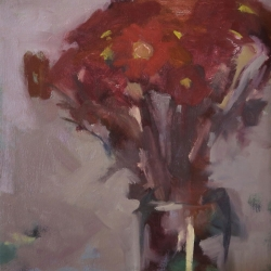 Maria  Josenhans - Red Bouquet