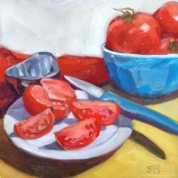 Sonja  Brown  - Tomatoes 2
