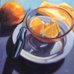 Sonja  Brown  - Oranges 4
