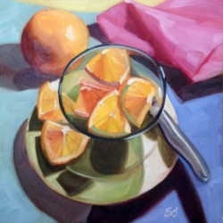 Sonja  Brown  - Oranges 2