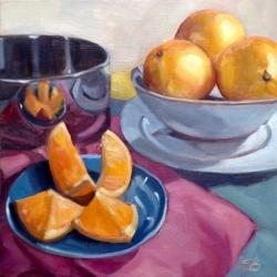 Sonja  Brown  - Oranges 1