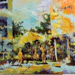 Masood Omer - Coffeehouse Erskine
