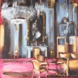 Hanna Ruminski - Royal Apartment in Gold 2