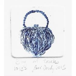 Lori Doody - Bag of Tricks (Blue)