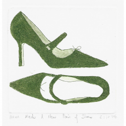 Lori Doody - Mama Needs a New Pair of Shoes (Green)