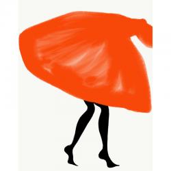 Annie  Naranian  - Tangerine Diva