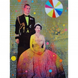 Helene Lacelle - Queen with Beachball 4
